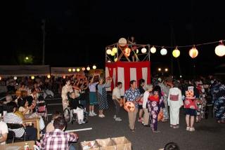 【ライフケア黒森】2019年夏祭り、今年も大盛況でした!