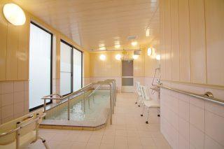 【北のかがやき】ではお勧めの「炭酸泉温浴」が楽しめます♪