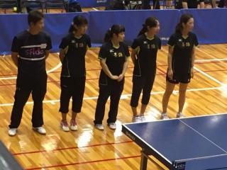 【ライフケア黒森スタッフ】「全日本クラブ卓球選手権大会」出場